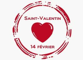 Stickers vitrines saint valentin paris graphicarts - Deco st valentin vitrine ...